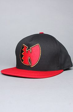 caced76e823 Rocksmith — Ninjas Beanie in Black. from rocksmithnyc.com · Wutang Brand  Limited The Wuzona Snapback Cap in Black Red   Karmaloop.com - Global