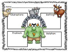 The 3 Billy Goats Gruff