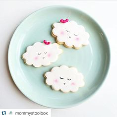 Image result for clouds cookies
