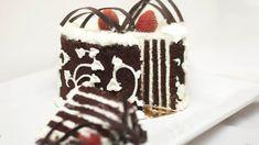 Klasický dort se dělá z kulatého korpusu, který prokrojíte, promažete krémem a opět sestavíte. Wedding Cake Decorations, Wedding Cakes, Vegan Coleslaw, Pebble Mosaic, Language Of Flowers, Linen Rentals, Event Company, How Sweet Eats, Rose Bouquet