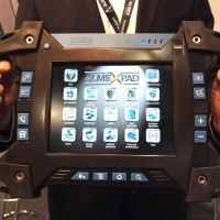 This massive, hardcore Android tablet will make you wish you were a miner (Updated)