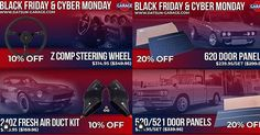 Last chance to save! Panel Doors, Cyber Monday, Nissan, Events, News, Photos, Pictures
