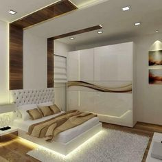We make it Possible with our ONE-STOP Home Solution which provides Interior Designer, Contractor, Furniture's basically everything. Wardrobe Door Designs, Wardrobe Design Bedroom, Luxury Bedroom Design, Bedroom Closet Design, Bedroom Furniture Design, Master Bedroom Design, Bedroom Modern, Bedroom Decor, Trendy Bedroom