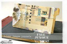 File Folder Journals
