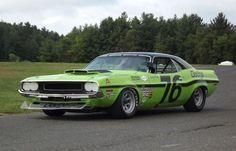 1970 Dodge Challenger, SCCA Trans-Am