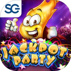 Jackpot Party Casino Slots- Free Vegas Slot Games by Phantom EFX