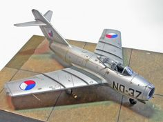 MiG-15 1/72 Scale Model