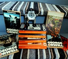 An exploration of the journalistic works of George Orwell, focussing on the politics of the as they relate to the present time George Orwell, 1940s, Presents, Website, Reading, Gifts, Reading Books, Favors, Gift