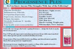 Young Living Progessence Plus - Amazing, natural - for women of all ages