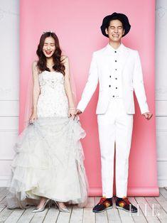 Han Eu Ddeum, Jo Min Ho, Jin Ah Reum, Choi A Ra, Seon Hwang, Jin Jung Sun by Kim Young Jun for Elle Korea June 2015