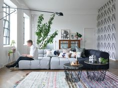 at home with ferm living - April and mayApril and may