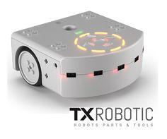 Le robot éducatif Thymio 2 est certainement le robot le plus abouti pour découvrir la robotique et la programmation via Scratch et Arduino.