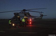 Mercredi 4 mars, le Super Puma de l'escadron d'hélicoptères (EH) 1/44 « Solenzara » a décollé de la base aérienne 126 de Ventiri-Solenzara pour porter secours à un équipage d'ULM en difficulté.   Dans l'après-midi, suite à un feu moteur, le pilote d'un ULM (ultra-léger motorisé), en transit maritime vers le continent, passe un message de détresse. Au large de Saint-Florent, il tente de rejoindre l'aéroport de Bastia mais disparaît des écrans radar et n'émet plus de message radio.   Après…