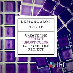 Create your own DIY grout color(s) with DesignColor Grout. Mix and match for the perfect grout color to complement your design style. Available at Lowe's.