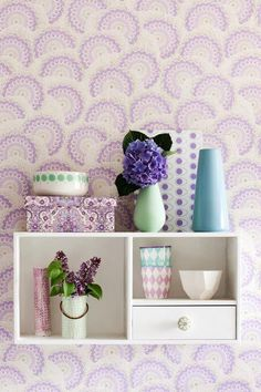 Lovely wallpaper.--For the perfect wallpaper call Concept Candie Interiors---wallpaper
