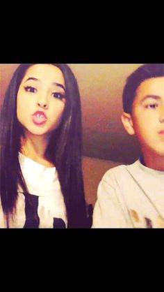 Becky G and Frankie G