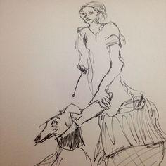 pin arm # drawing