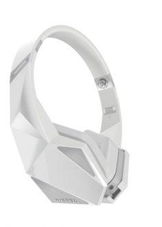 Headsets + Geometric design.... ohh la laa