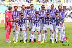 Equipos de fútbol: REAL VALLADOLID contra Getafe 17/12/2016