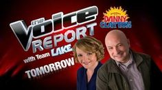Watch The Voice Report with Team Lake on Today's TMJ4, April 9, 2013.