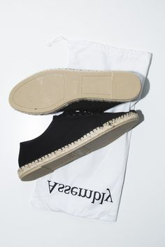Plaza Canvas Espadrille by Assembly