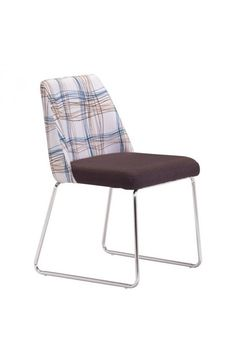 Rave Dining Chair Line Pattern