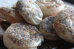 A New York-style bagel recipe from the Stay-at-Home Chef