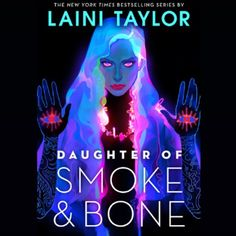 10 year Anniversary edition of Daughter of Smoke and Bone to be released in 2020 Cover artwork by blackgoldsun Fantasy Books To Read, Fantasy Love, Best Book Covers, Beautiful Book Covers, Bone Books, Laini Taylor, Daughter Of Smoke And Bone, Anniversary Party Invitations, Nerd Art