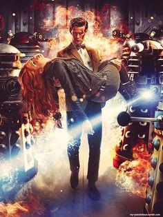 """""""Asylum of the Daleks"""""""