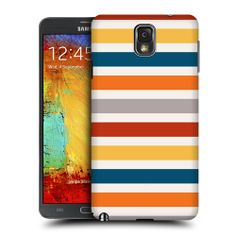 Head Case Stripe Collection 2 Protective Snap on Case for Samsung Galaxy Note 3 | eBay