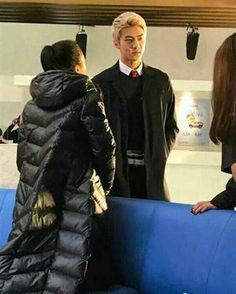 "[161015] Sehun filming ""Dear Archimedes"" today ©54 与勋 #EXO #ExoL #ohsehun #세훈 #94 #DearArchimedes"