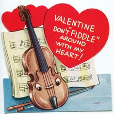 50 Vintage Valentine's Day Cards