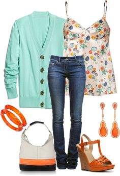 """Cardigan"" by denise-cooper ❤ liked on Polyvore"