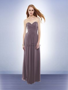 www.billlevkoff.com Bridesmaid Dress Style 165