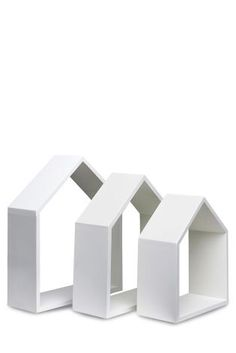 Buy Set Of 3 House Shelves from the Next UK online shop