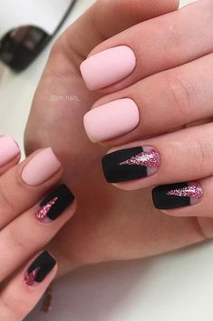 Фото: nails.jm.kirov via instagram Mani Pedi, Nail Manicure, Nail Polish, Cute Nails, Pretty Nails, My Nails, Nails 2018, Instagram Nails, Nail Envy