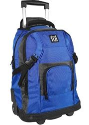 Ful heart throb wheeled carry-on travel backpack