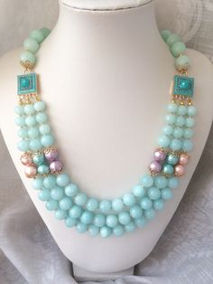 What Is Crystal Jewelry Diy Jewelry Necklace, Bead Jewellery, Diy Earrings, Crystal Jewelry, Handmade Necklaces, Beaded Jewelry, Jewelery, Handmade Jewelry, Beaded Necklace
