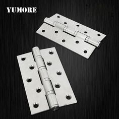 Thick door hinges heavy duty, 304 stainless steel, high quality and durable, Yumore hardware factory. Door Hinges, Shower Doors
