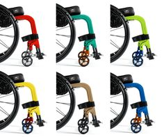 We love the new Xenon 2 frame colours! #wheelchair #wheelchairs #bettermobility