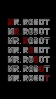 Mr. Robot iOS Wallpapers - Imgur