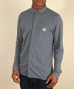 3900e074719 Aquascutum Long Sleeve Button Shirt - Exclusive - Aquascutum This men s  premium cotton long sleeve shirt