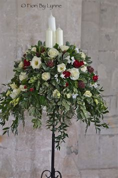 Wedding Flowers Blog: Style winter