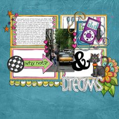 for Kate Hadfield's blog challenge TFL!