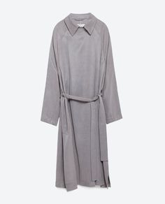Image 8 of FLOWING TRENCH COAT from Zara