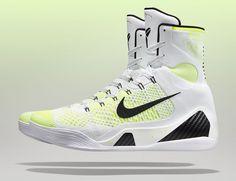 """Nike Kobe 9 Elite """"Volt"""" ($225)"""