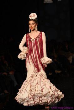 Traje de Flamenca - Faly-Feria-al-Rocio - SIMOF-2013