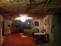 underground house in Coober Pedy