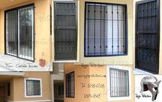 Protectores para ventanas y puertas, Fracc. Cerrada Toscana #326