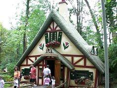 Story Book Forest Walk @ Idlewild Park in Ligonier, Pennsylvania